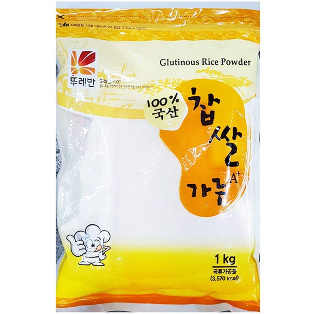 Tureban Glutinous Rice Flour 1kg by Tureban