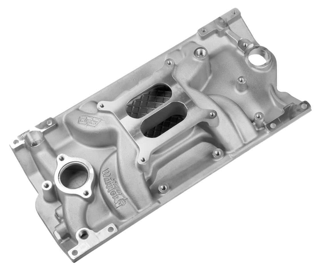 4. Weiand 8121 Action Plus Intake Manifold