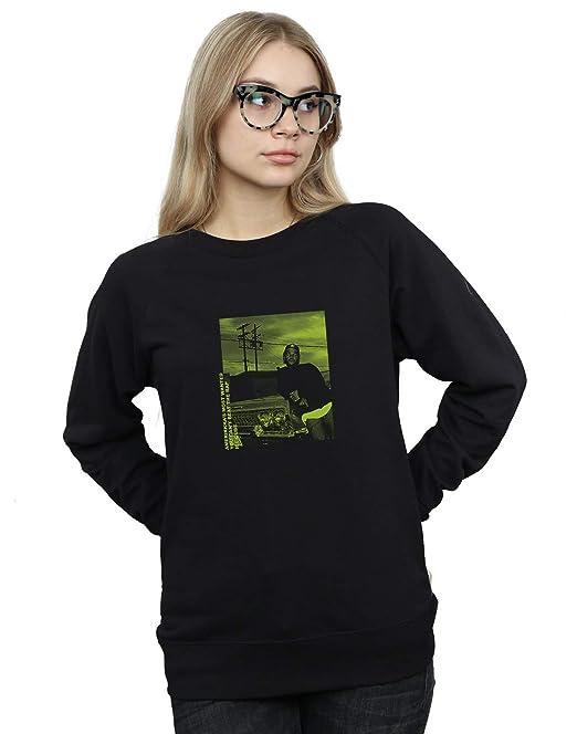 073a54e8a Absolute Cult Ice Cube Mujer Impala Neon Camisa De Entrenamiento Negro Small