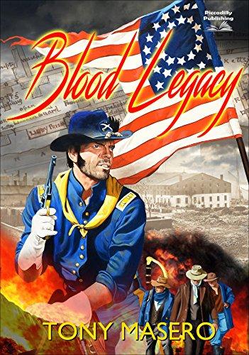 Blood Legacy (A Tony Masero Western)