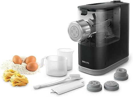 Philips HR2345/29 Pastamaker, 150 W, Plastic, Nero