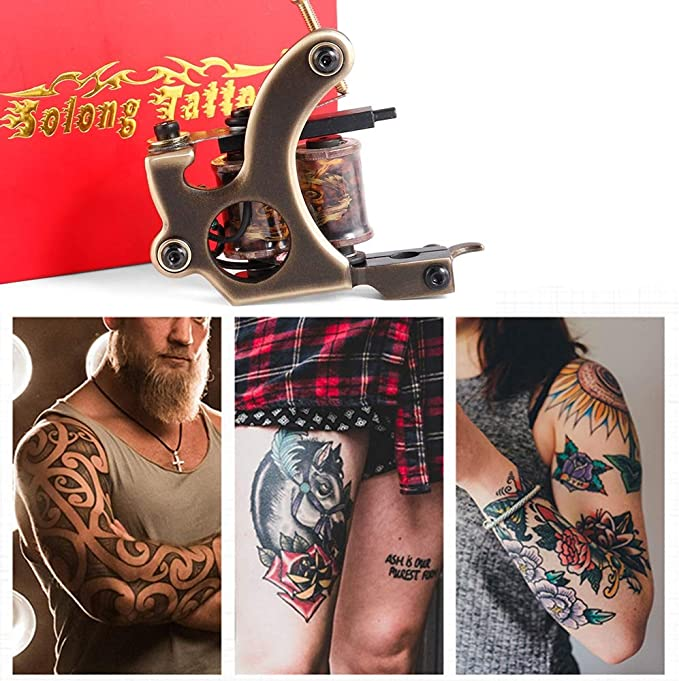 Máquina Rotatoria del Tatuaje de la máquina del Tatuaje Pistola ...