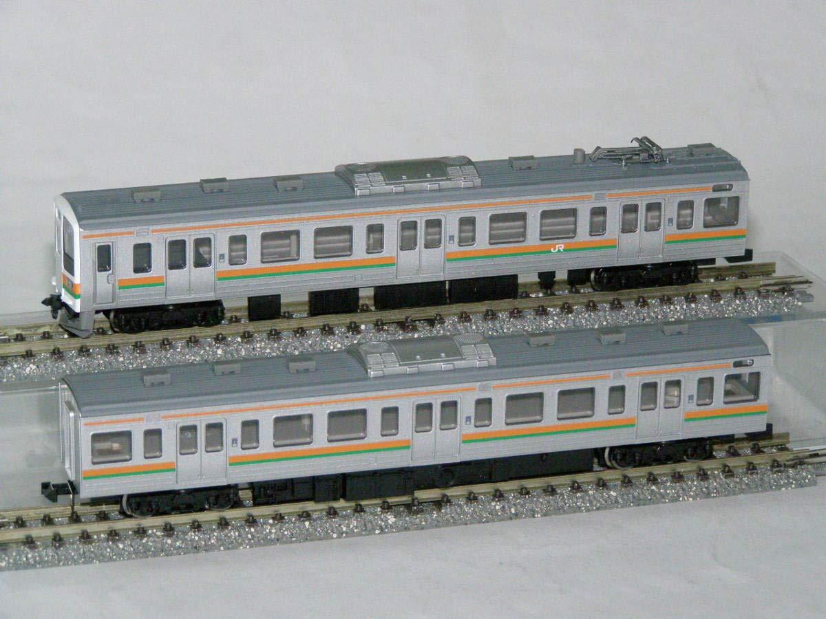 9A N_EC TOMIX トミックス 211系 3000番台 髙崎車両センター 6両セット 品番98646 注意有 5 B07N1452LD