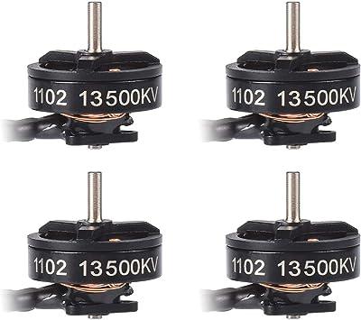 Opinión sobre BETAFPV 4pcs 1102 13500KV Brushless Motors 1-2S FPV Motor for Brushless Racing Whoop Drone Like HX100 SE Toothpick Quadcopter Beta75 Pro 2