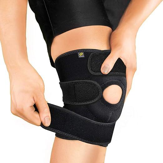 Bracoo Adjustable Knee Support - Neoprene Braces