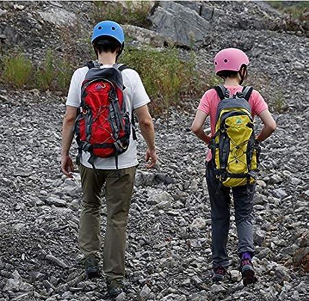 PATRICK Klettersteighelm Kletterhelm bergsporthelm Helm Erwachsene Vertex Vent Bungee Zipline Mountain Sicherheitsschutz Anti-Kollision und Sto/ßd/ämpfung SGS-Zertifizierung