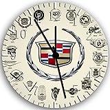 Cadillac Wall Clock 10