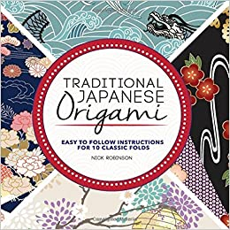 traditional japanese origami kit easy to follow