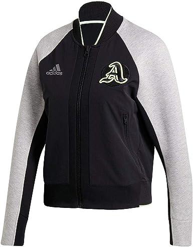 Ver a través de Validación Comercio  Amazon.com: adidas Ny V.City - Chaqueta de tenis: Clothing