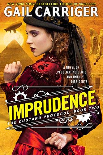 Imprudence (The Custard Protocol (2))