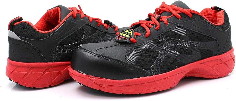 Laforst Mens Gordon 9800 Composite Safety Toe Slip Resistant Shoes