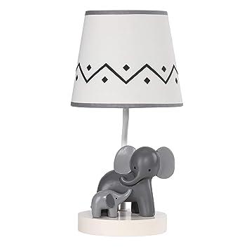 Amazon.com: Lambs & Ivy Me & Mama - Lámpara de guardería ...