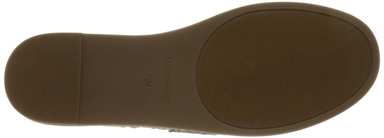 KENDALL + KYLIE Women's B(M) Vira Slide Sandal B01M7OXRZQ 6 B(M) Women's US|Black 38999a