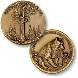 Sequoia National Park Coin