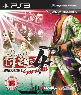 Amazon Com Way Of The Samurai 4 Ps3 Video Games