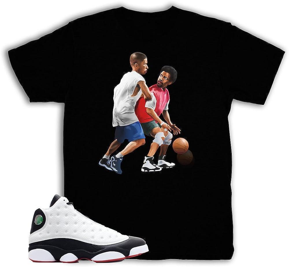 Amazon.com: He Got Game 13 Versus Shirt