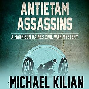 Antietam Assassins Audiobook