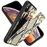 LAMEEKU iPhone X Wallet Case, XS case Wallet with