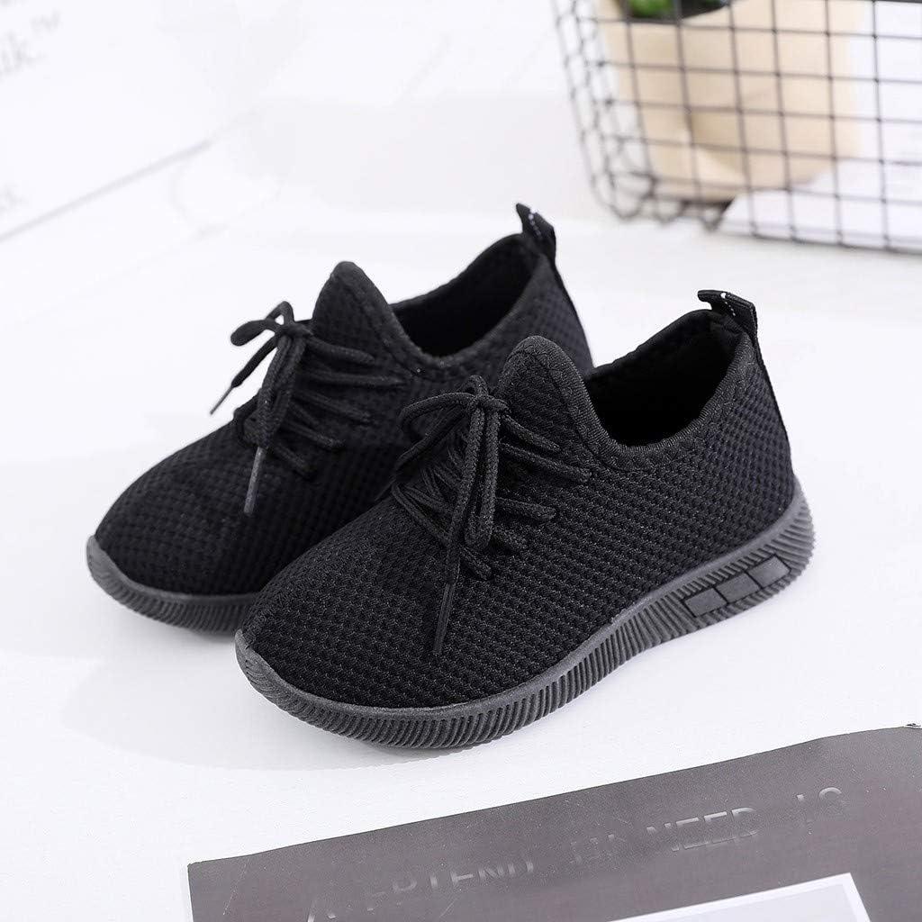 ❤️Rolayllove❤️ Kids Running Tennis Shoes Lightweight Casual Boys Girls Walking Sneakers 3-14Y
