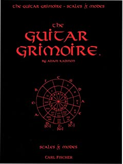 Guitar Grimoire a Compendium of Guitar Chords and Voicings