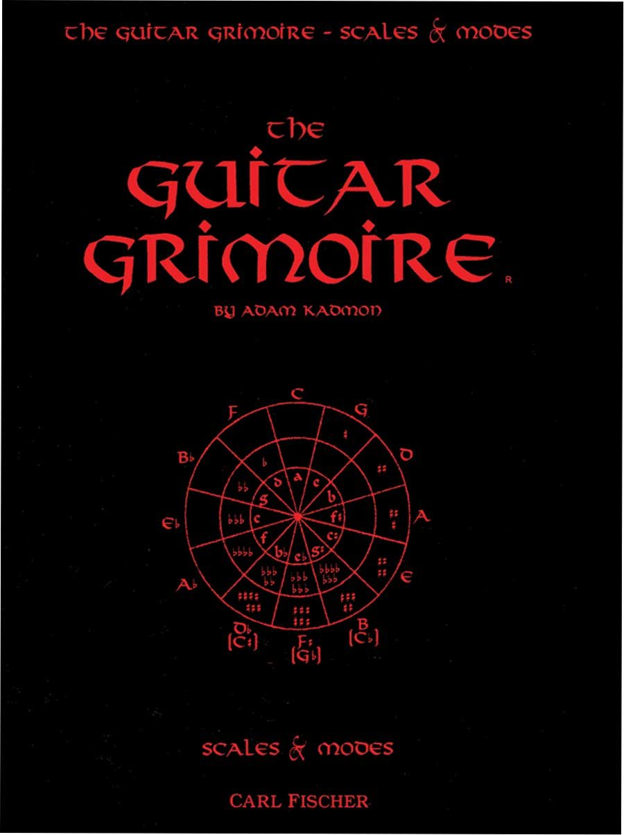 Download PDF The Guitar Scale Book