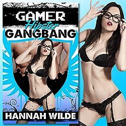 Gamer Hipster Gangbang