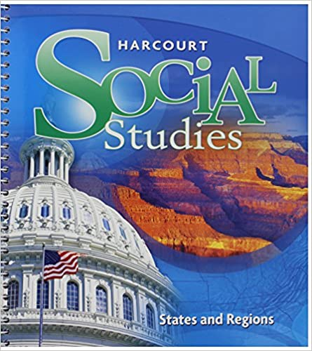 Free Download Program Harcourt Horizons States And Regions