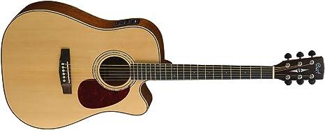 Cort MR710F - Guitarra acústica (calibre de cuerdas: .012-.053 ...
