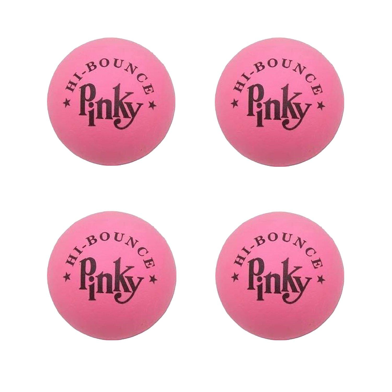 Jaru Hi Bounce Pinky Ball 4 Pack
