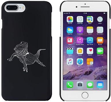 Azeeda Negro Dragon Barbudo Funda para iPhone 7 Plus (MC00113953): Amazon.es: Juguetes y juegos