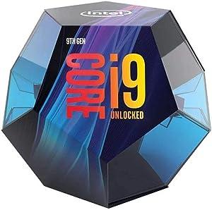Intel Core i9-9900K 3.6GHz 16MB Coffee Lake Boxed Desktop Processor