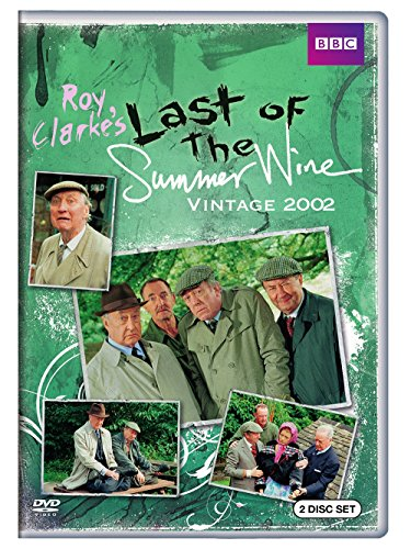 Last of the Summer Wine: Vintage 2002 (DVD) (Wine 2002)