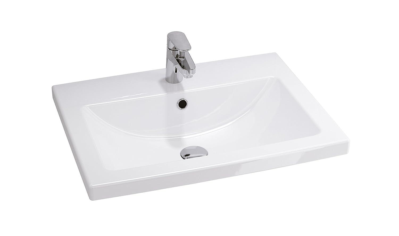 G auml ste WC Waschplatz RAVENNA Badm ouml bel Set Mit 1 T uuml r 60 Cm X 55 Cm X 45 Cm BxHxT ...