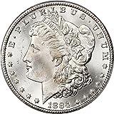 1884 CC Morgan Dollars Dollar MS65 PCGS\CAC