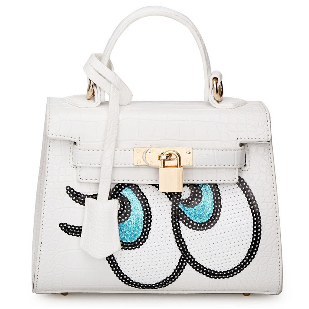 FTSUCQ Womens Fashion Handbags Cross-body Messenger Shoulder Bags Hobos