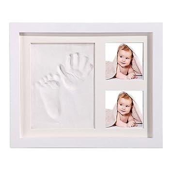 Stillcool Rahmen Für Hand Und Fußabdrücke Baby Set Zum Anfertigen