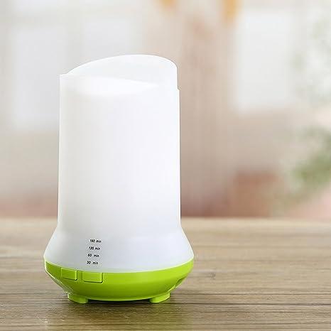 USB Lámpara de Fragancia Estufa humidificador de Aceite Esencial de aromaterapia Tipo de Dormitorio Enchufe en