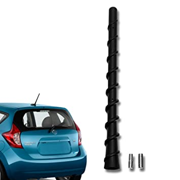 AntennaMastsRus 8 Screw-On Antenna is Compatible with Kia Forte 2010-2017