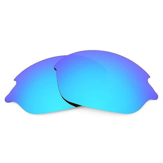 Revant Verres de rechange polarisés Bleu Glacier pour Oakley Romeo 2 ... 46b75548dabe