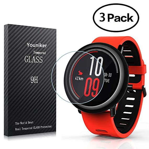 Amazon.com: Youniker 3 Pack for Amazfit Pace Screen ...