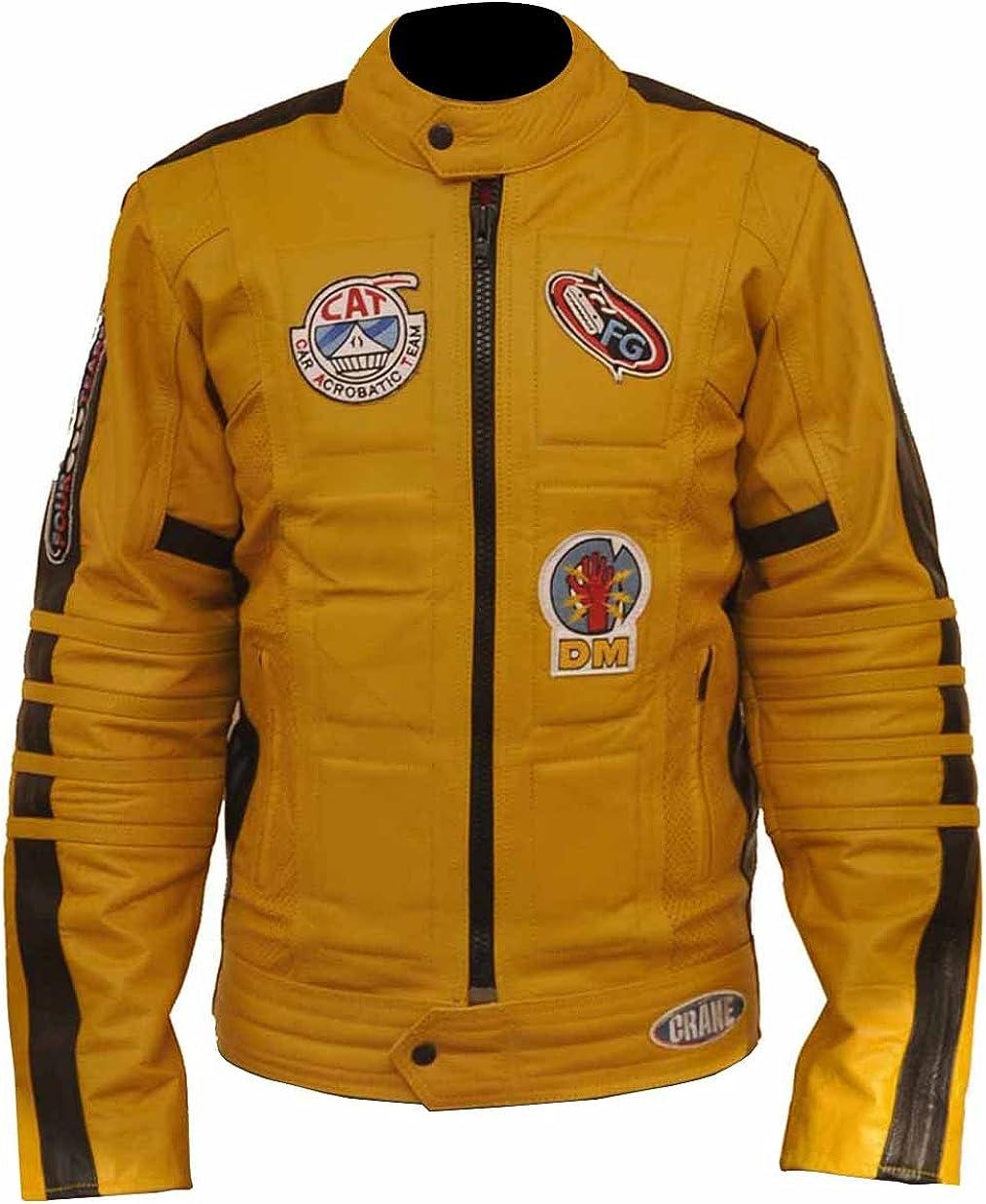 onitsuka tiger kill bill yellow jacket