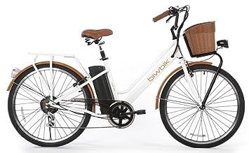 BIWBIK Bicicleta ELECTRICA Mod. GANTE BATERIA Ion Litio ...