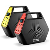 CampFENSE Portable Generator 146WH 42000mAH Small & Quiet Solar Battery Electric Power Station Supply Inverter Generators for Camping Home Use