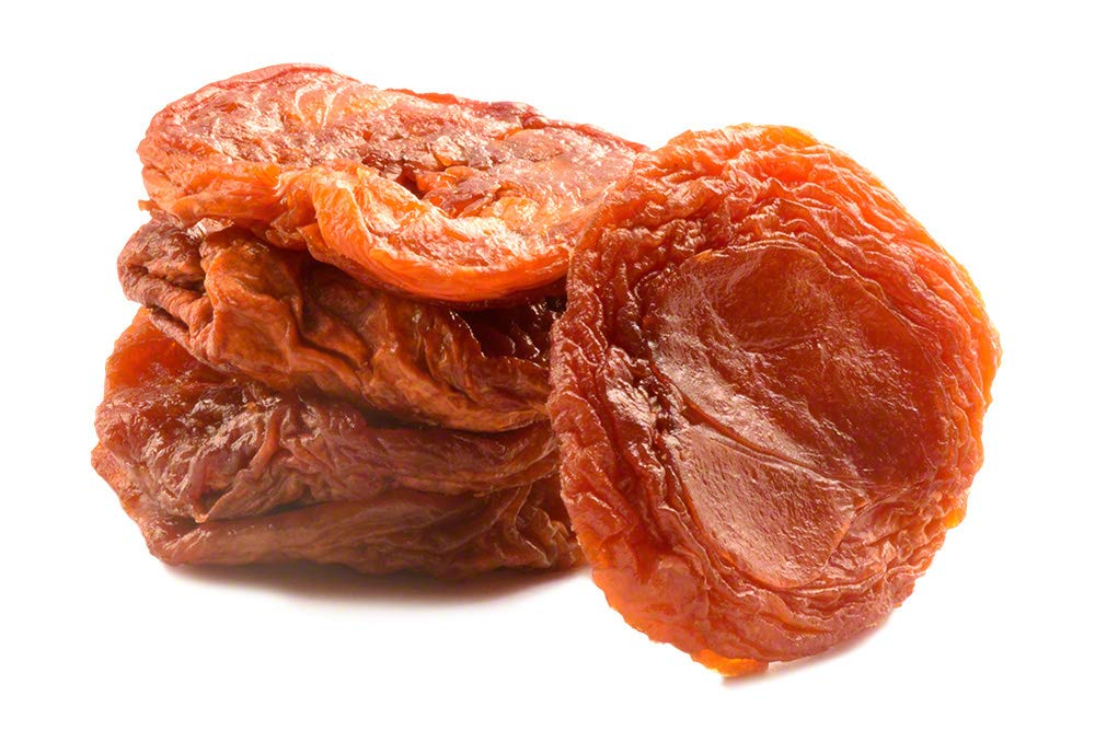 Dried Nectarines (1lb Bag )