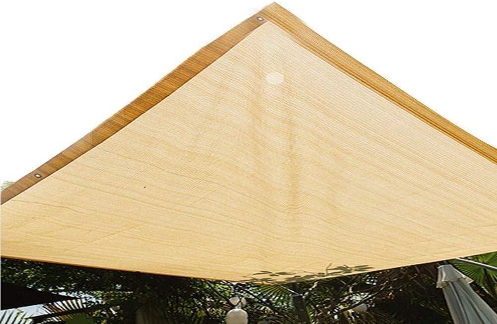 WDOPZMS toldo Protector Solar – Red de protección contra Sombras – Orificio de Metal – Anti-UV Anti Agua – para Plantas, pérgola o Carcasa, Camping: Amazon.es: Jardín