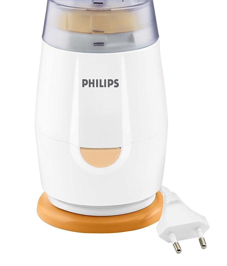 Philips HR2860 Blender blanc avec des touches de jaune: Amazon.fr ...