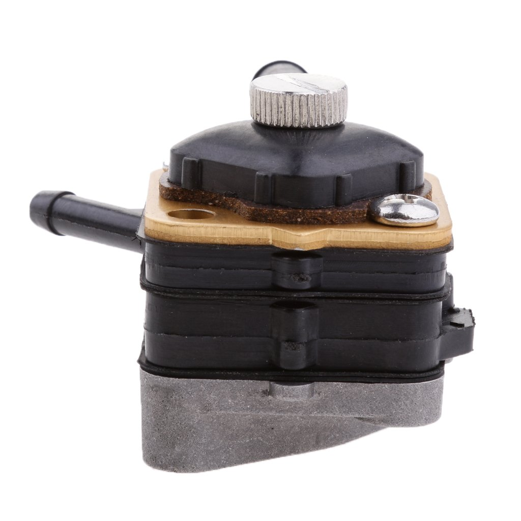397839 397274 395091 391638 Replacement Flameer Fuel Pump Compatible for Johnson Evinrude Outboards 6hp 9.9hp 15hp
