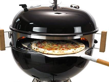 Weber Holzkohlegrill Pizza : Moesta bbq smokin pizzaring komplettpaket für pizza! backe die