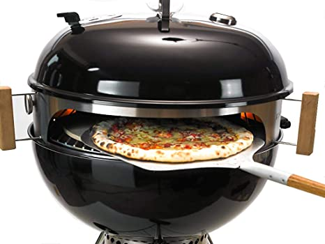 Moesta bbq smokin pizza ring pacchetto completo per pizza