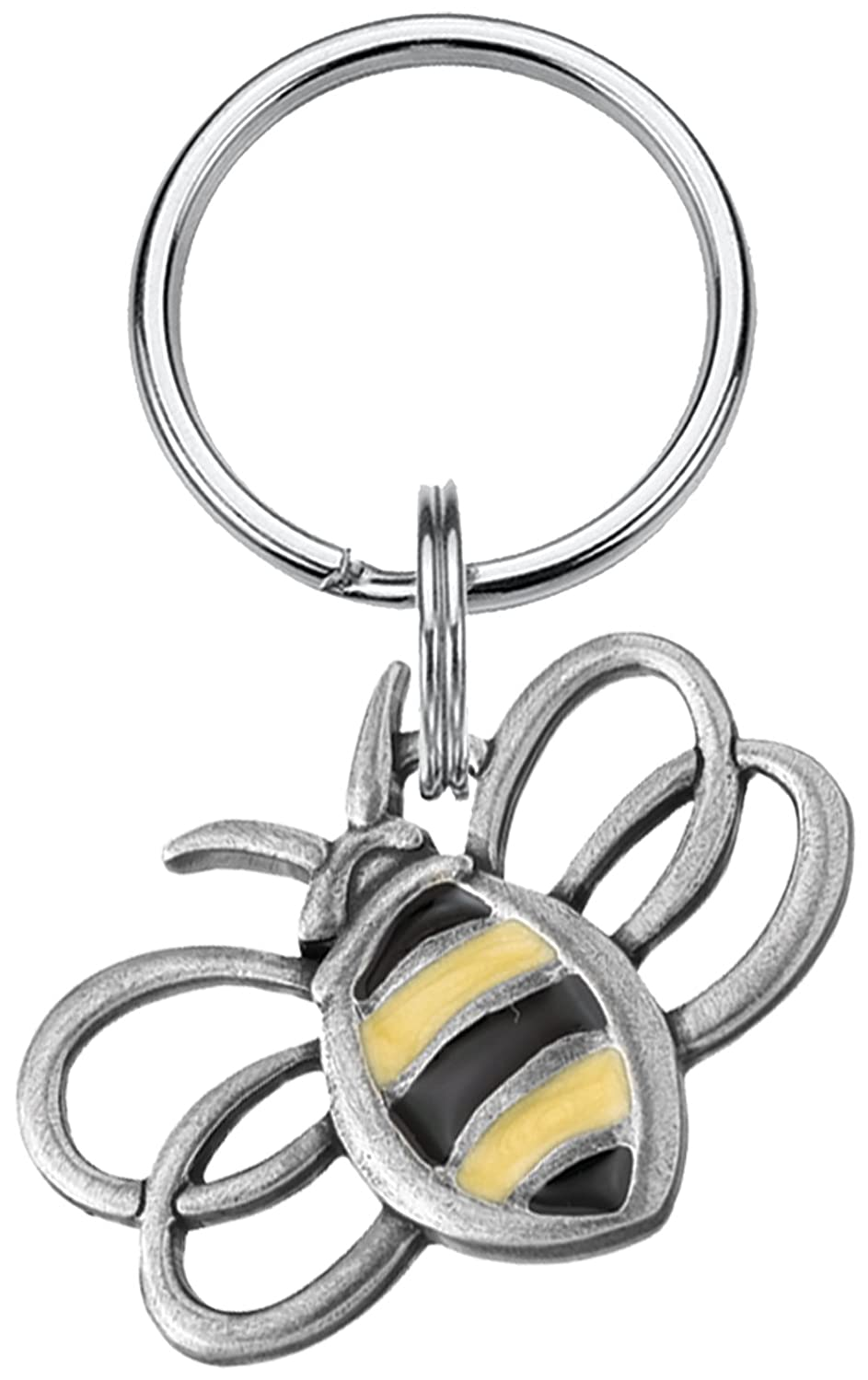 Amazon.com: Danforth – Bumblebee Pewter Llavero: Office Products